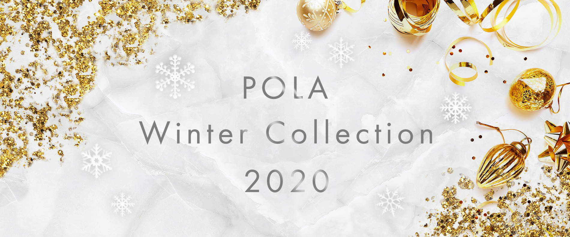 POLA Winter Collection 2020